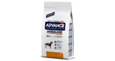 AFFINITY ADVANCE VETERINARY DIETS WEIGHT BALANCE MEDIUM/MAXI 3kg