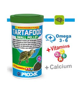 TARTAR FOOD SMALL PELLET 75 GR