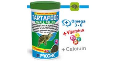 TARTAR FOOD SMALL PELLET 75 GR