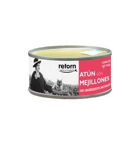 RETORN ATÚN MEJILLONES
