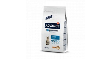 AFFINITY ADVANCE FELINE ADULT POLLO Y ARROZ 3KG