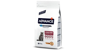 Advance Sterilized SENIOR 8+ DE 1,5KG