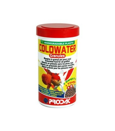 COLDWATER gránulos 100gr