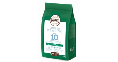 NUTRO GRAIN FREE LIMIT INGREDIENT ADULT MEDIUM CORDERO 9,5KG
