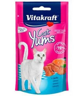 VITAKRAFF CAT YUMS SALMON