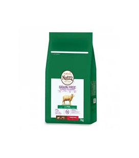 NUTRO GRAIN FREE CORDERO MINI ADULT 1,4 KG