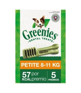 SNACK DENTAL GREENIES PETITE 85 GR (5 uds)