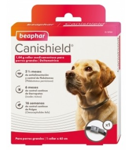 COLLAR CANISHIELD PERRO 65cm