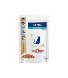 ROYAL CANIN FELINE POUCH RENAL ATÚN