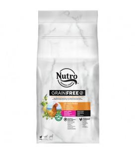 NUTRO GRAIN FREE POLLO MINI 7 KG