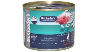 DR CLAUDERS LATA VENADO (sin cereales) 200 gr
