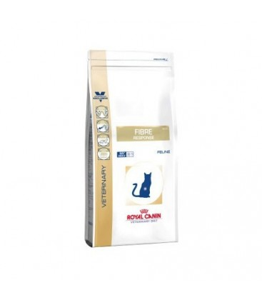 Royal Canin Veterinary Diet Fibre Response GATOS
