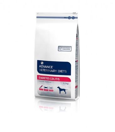 Advance Veterinary diet Diabetes Colitis