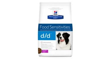 Hills prescription diet d/d alergias