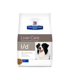 Hills canine l/d Enfermedad Hepática 5kg