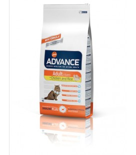 ADVANCE ADULT POLLO GATO 1.5KG