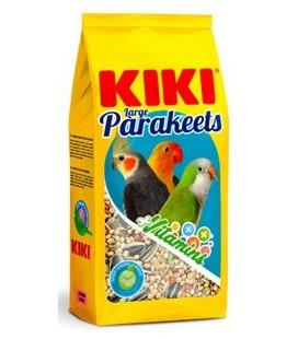 KIKI COTORRAS, AGAPORNIS Y NINFAS 1KG