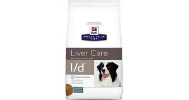 Hills canine l/d Enfermedad Hepática 2kg