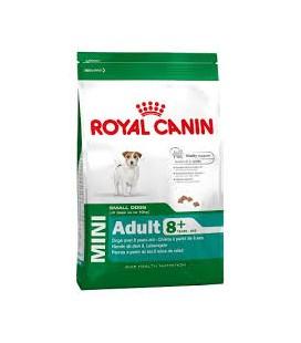 ROYAL CANIN MINI ADULT MAYORES DE 8 AÑOS DE 2KG