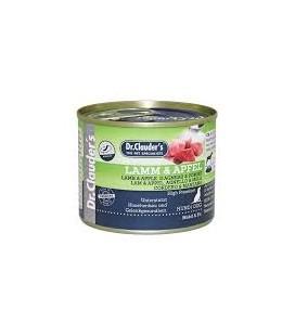Dr.Clauder lata cordero manzana(sin cereales)400gr